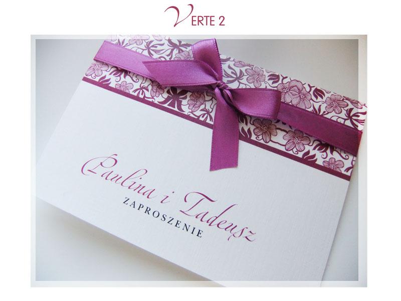 Zaproszenia ślubne Ozdoby Dekoracje Na ślub Wesele Zaproszenia