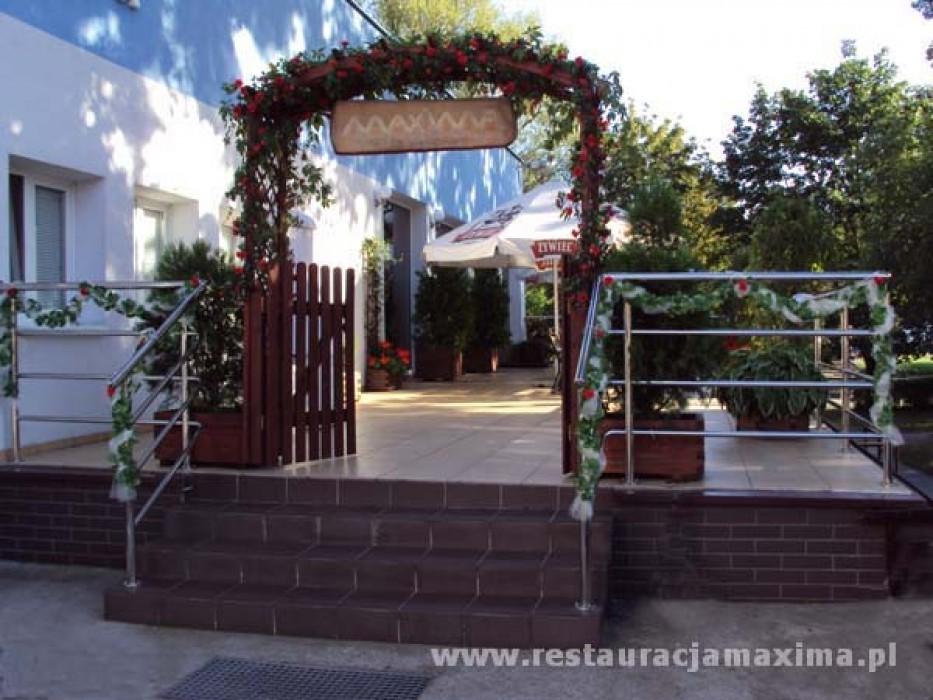 Restauracja Maxima Sale Weselne Bydgoszcz