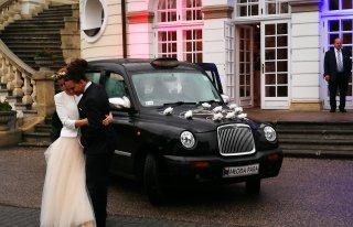 Samochód LONDON TAXI