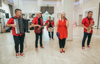 Profesjonalny zespół muzyczny maXim 5-osób wolny sylwester