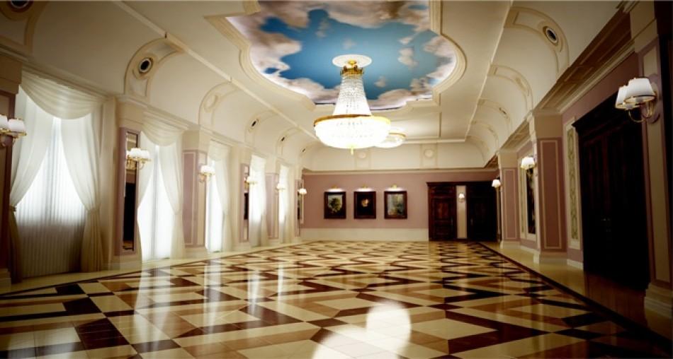 Hotel Korona Palace Sale Weselne Leźnica Wielka