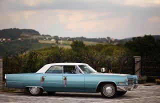 Cadillac DeVille 1966r. - Legenda! Piękny