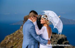 Visual Life Photography - Plenerowe sesje ślubne w słonecznej Grecji