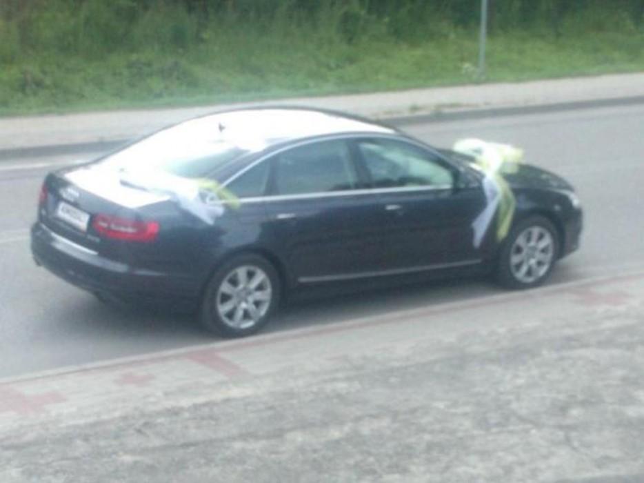 Audi A6 Na Wesele Auto Do ślubu Rybnik