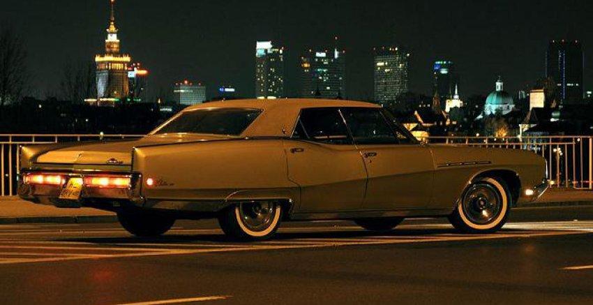 Buick Electra - Warszawa