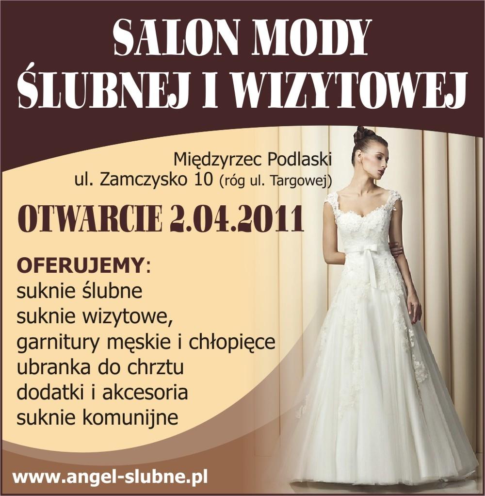 salon mody Ślubnej i wizytowej suknie Ślubne międzyrzec