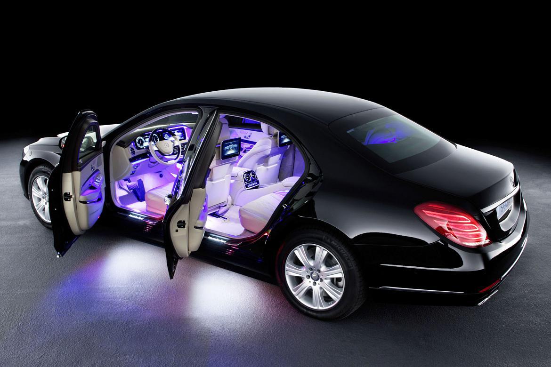 Vip Nowy Mercedes Klasa S 2015 Auto Do Ślubu Limuzyna