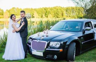 Chrysler 300C Ostrów Wielkopolski Kalisz Kępno Limuzyna do ślubu!
