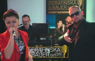 Zespół muzyczny Serafińska & Bauer Show