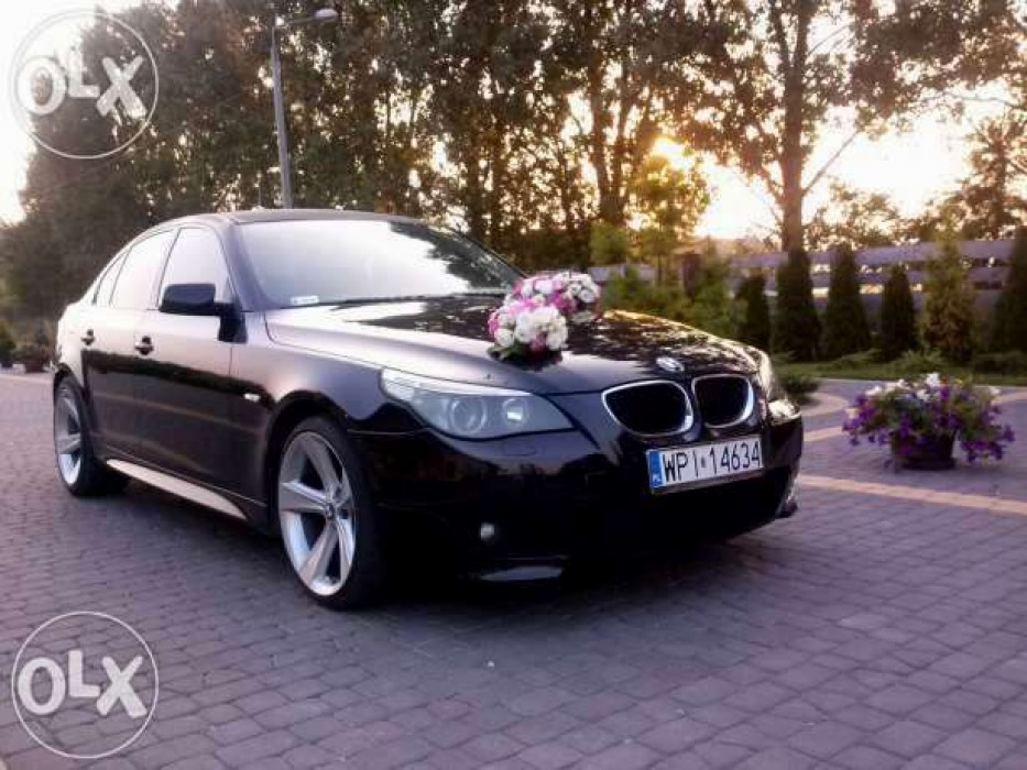 auto do lubu bmw e60 m pakiet auto do lubu warka. Black Bedroom Furniture Sets. Home Design Ideas
