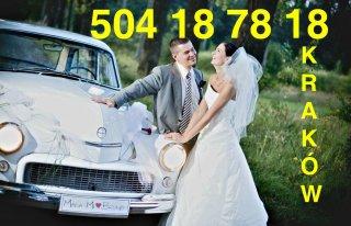 Zabytkowa biała Warszawa 223 na ślub i inne imprezy okolicznościowe