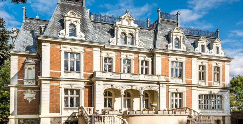 Pałac Ksawerów - Ksawerów