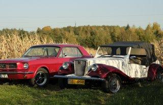 Auto Ślubne - Luksusowe - Zabytkowe - Retro
