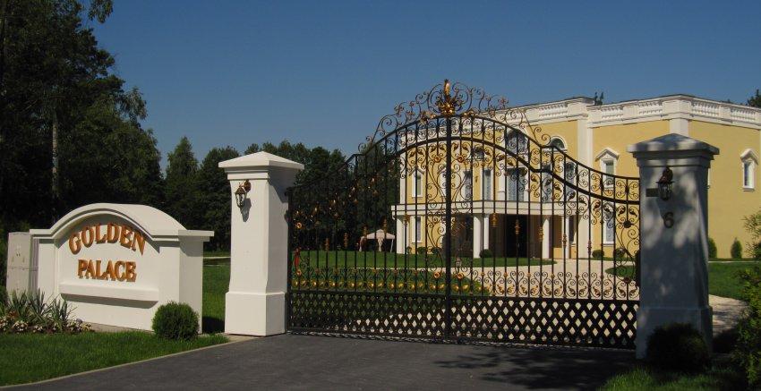 GOLDEN PALACE - GRODZISK MAZOWIECKI