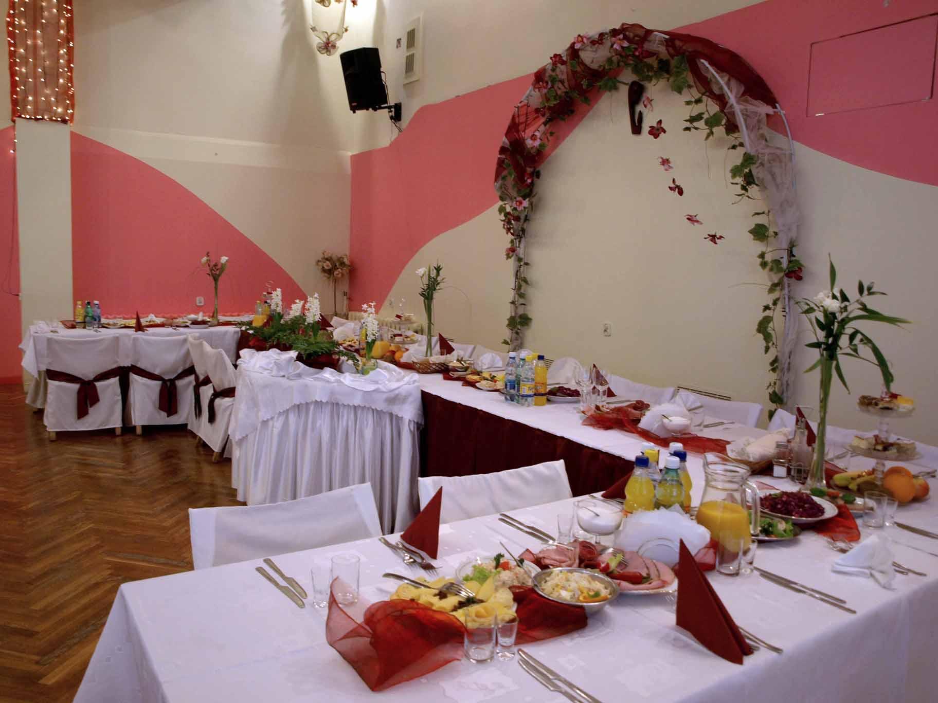 Sala Weselna Łuków U Motyla ~ Sala Weselna Kładka  Sale weselne Częstochowa