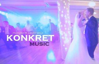 KONKRET music - zespół muzyczny / zespół + DJ