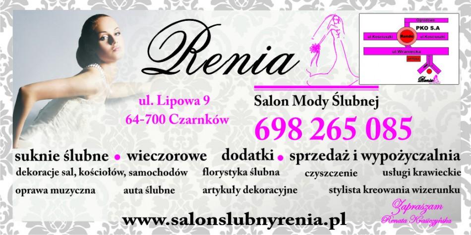 salon mody Ślubnej renia suknie Ślubne trzcianka