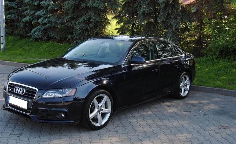 Audi A4 B8 Auto Do ślubu Krak 211 W