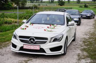 Warszawa-Lublin Auto do ślubu,autozabytkowe,AutaMercedesW114,W108,CLA