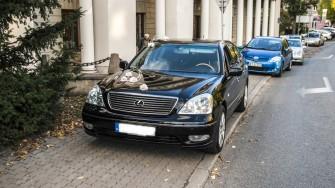 Lexus LS430 do ślubu  Białobrzegi