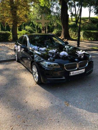 Wynajmę auto samochód do ślubu BMW F10 Ciechanów