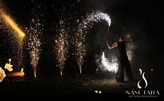 Nam-Tara Fireshow/Lightshow Chorz�w