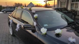 TRANSPORTER Auto do Ślubu BMW X5 SUW lub BMW 7 LIMUZYNA + Usługa Donem Dębica