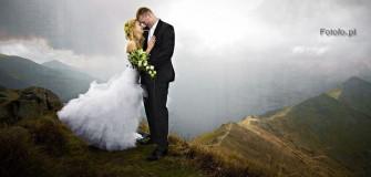 Sesja ślubna w Tatrach Wieliczka