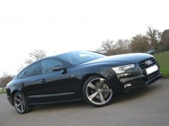 AUDI A5 białe lub czarne oraz BMW X1 -TANIO !!! Katowice
