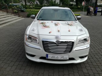Lancia Thema do ślubu Łódź
