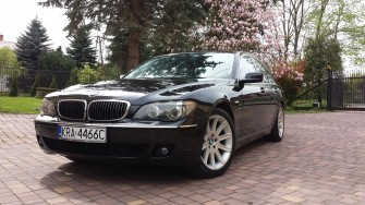 BMW Seria 7  do �lubu - Ma�opolska - Krak�w