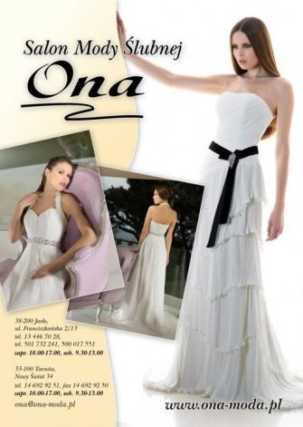 ONA Salon Mody Ślubnej Jasło
