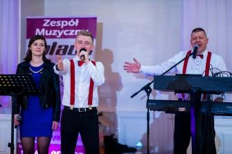 Zespół Aplaus & Wodzirej Łapy
