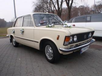 Kultowy Fiat 125p Bydgoszcz