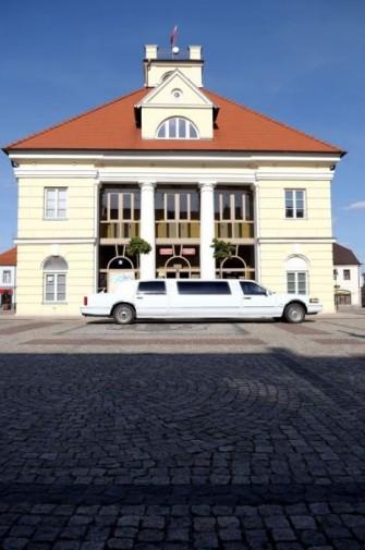 Auto do ślubu Łęczyca