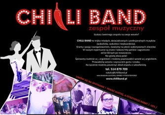 CHILLI BAND Poznań