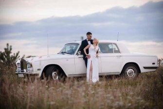 Rolls-Royce'm do Ślubu !!! Jasło