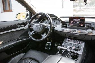 Audi S8 Nowy Sącz