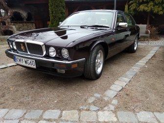 Jaguar xj6 Dobczyce