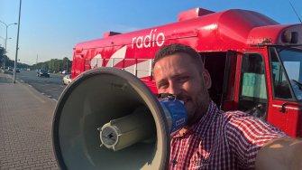 DJ / konferansjer z doświadczeniem radiowym Łódź