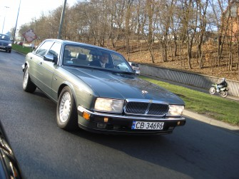 JAGUAR XJ12 Bydgoszcz