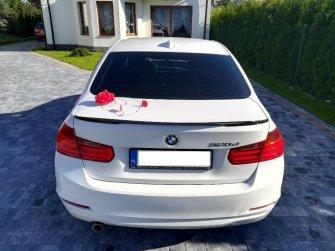 Wynajem samochodu Auto na ślub wesele BMW F30 Do ślubu ŚLĄSK  Będzin