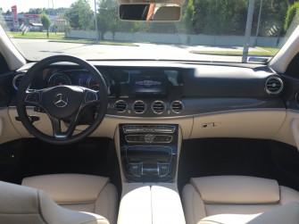 Mercedes E W213 2016 rok Łomża