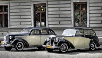 Daimler Jaguar Łódź
