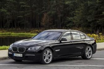 BMW 740XD Końskie