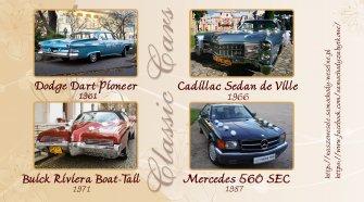CLASSIC CARS...Cadillac,Dodge,Riviera,SEC!!! Jasło