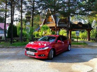Auto do ślubu- najnowszy Ford Mondeo Titanum. Dolnośląskie Wrocław