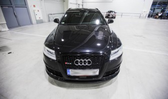 Audi RS6  Lublin