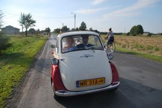 BMW ISETTA 1960r Radom