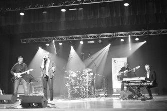 Zespół Coincidence - 100% live Katowice
